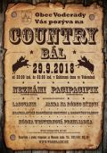 Country bál 2018